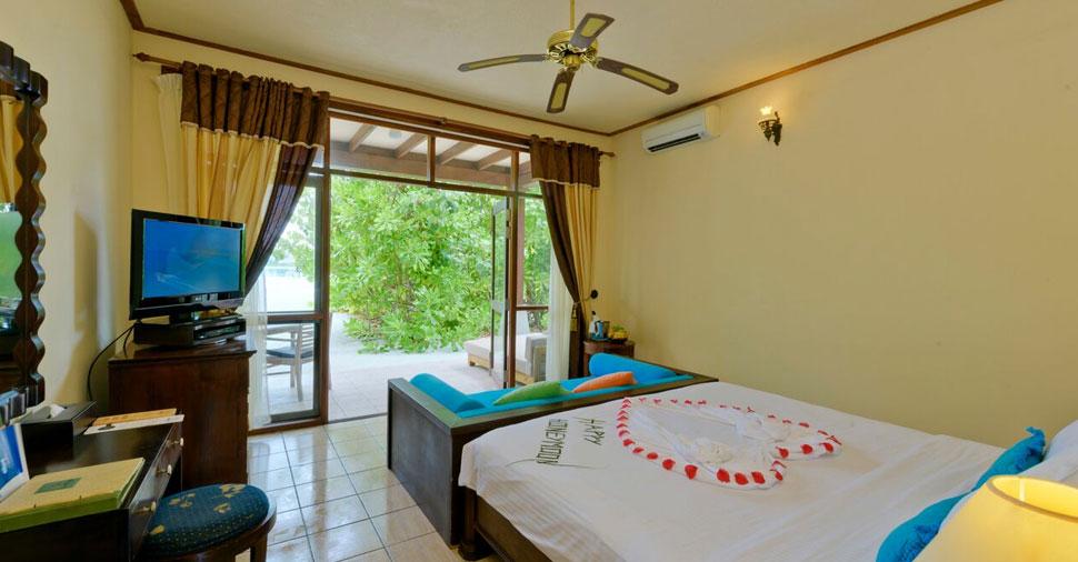 Exclusive Holiday Deals !! Olhuveli Beach & Spa Maldives 5 Nights ...