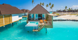 Grand Water Villa with Pool (Overwater)