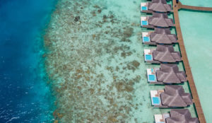 Ocean Suite with Pool (Overwater)