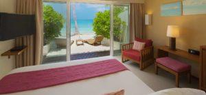 Deluxe Ocean Front Beach Villa