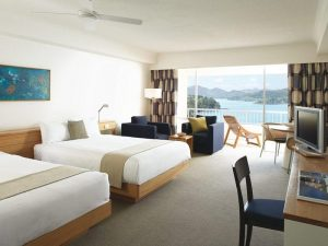 Reef View Hotel Coral Seal View Room – 2 Beds