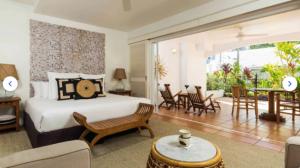 Room, 1 King Bed (Verandah)