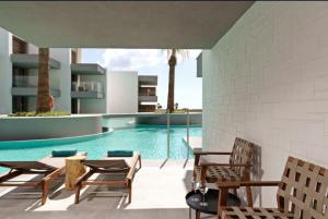 Double Room, Garden View (Swim Up)
