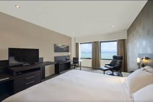 Hilton Darwin in a Guest Room
