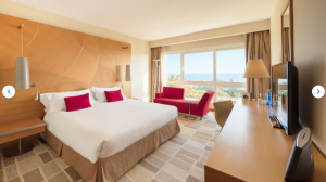 Superior Double Room, Frontal Sea View